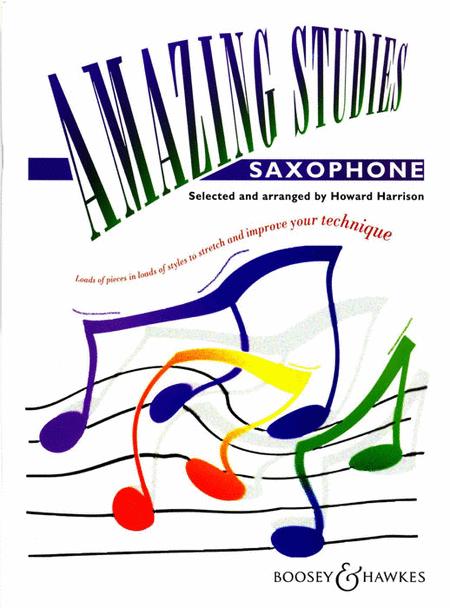 Amazing Studies Saxophone
