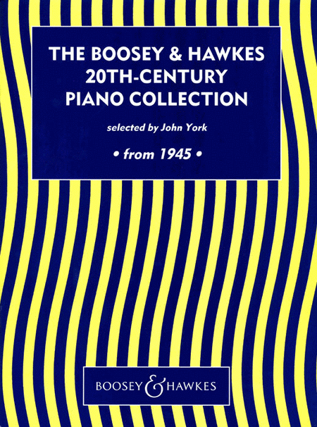 The Boosey & Hawkes 20th-Century Piano Collection