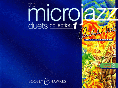 Microjazz Duets Collection 1 (Level 3)