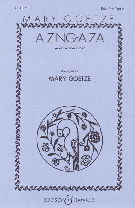 A Zing-a Za