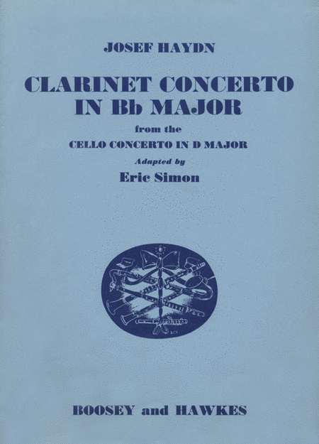 Clarinet Concerto in Bb Major