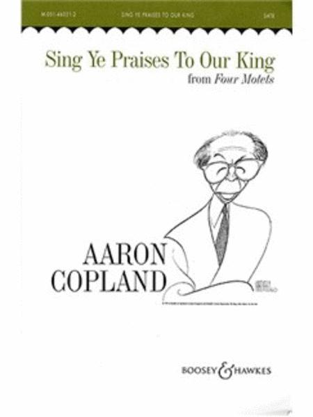 Sing Ye Praises to Our King