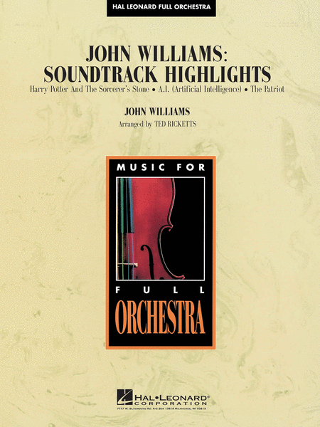 John Williams - Soundtrack Highlights