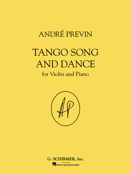 Tango Song and Dance
