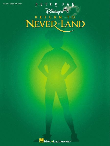 Peter Pan in Disney's Return to Neverland