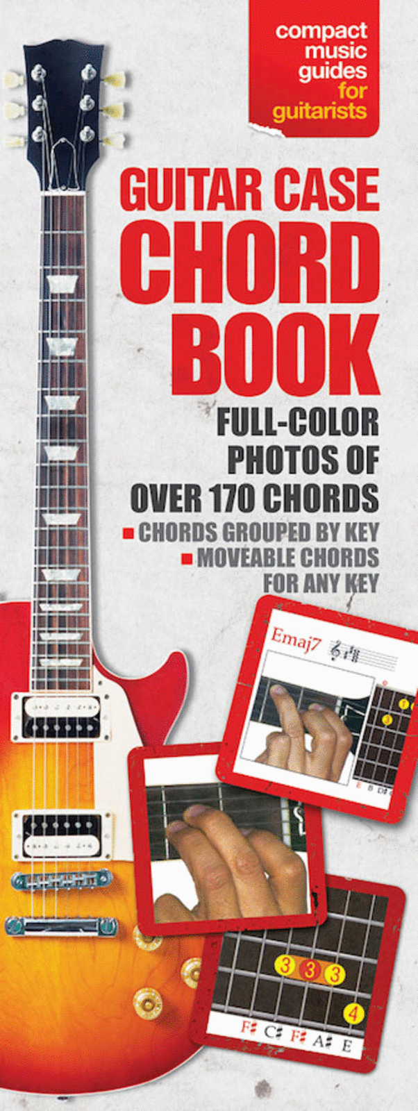The Guitar Case Chord Book in Full Color