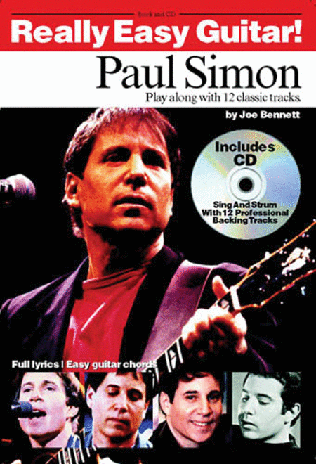 Paul Simon - Really Easy Guitar!