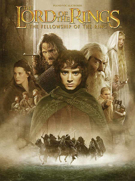 Lord Of The Rings - The Fellowship Of The Ring