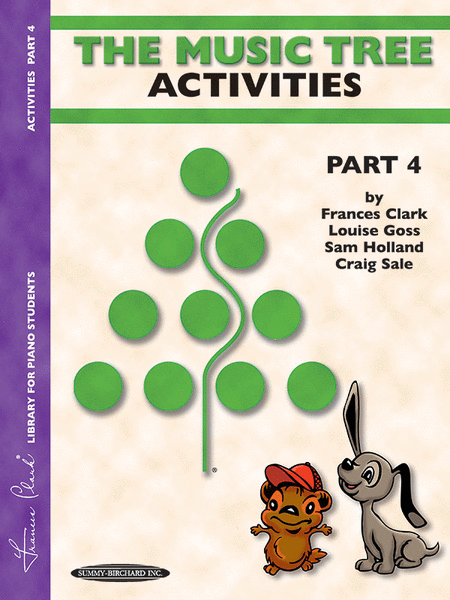 The Music Tree - Part 4 (Activities)