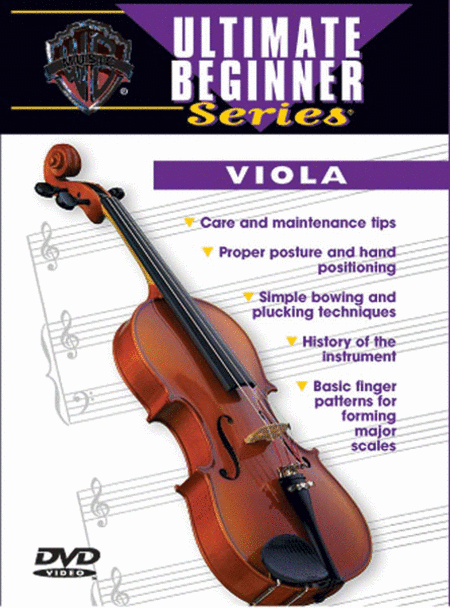 Ultimate Beginner Series - Viola