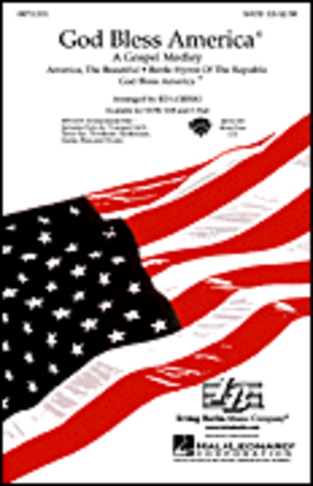 God Bless America - A Gospel Medley - ShowTrax CD