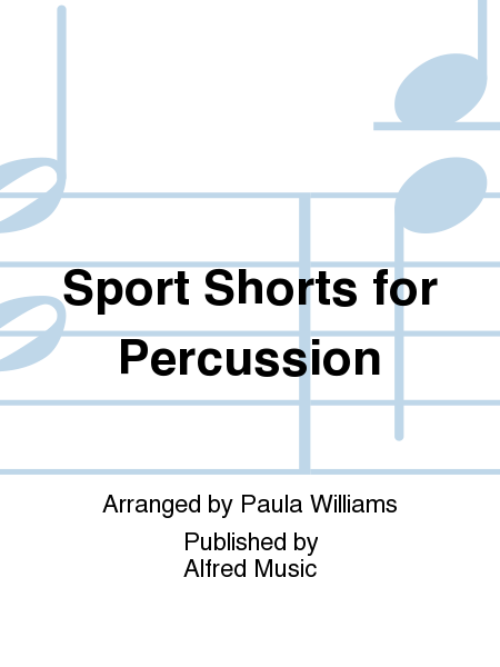 Sport Shorts for Percussion