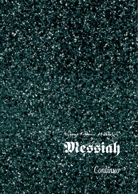 Messiah - Continuo