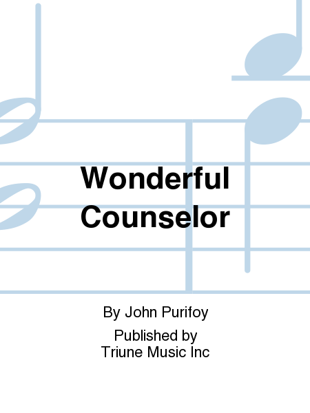 Wonderful Counselor