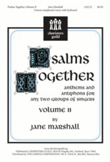 Psalms Together II