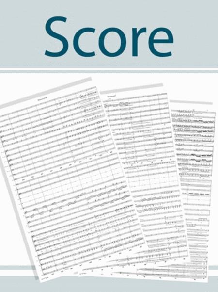 Symphony No. 8 (Unfinished Symphony) Full Score