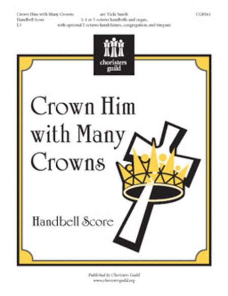 Crown Him with Many Crowns - Handbell Part