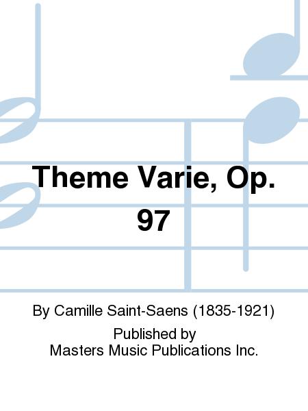 Theme Varie, Op. 97
