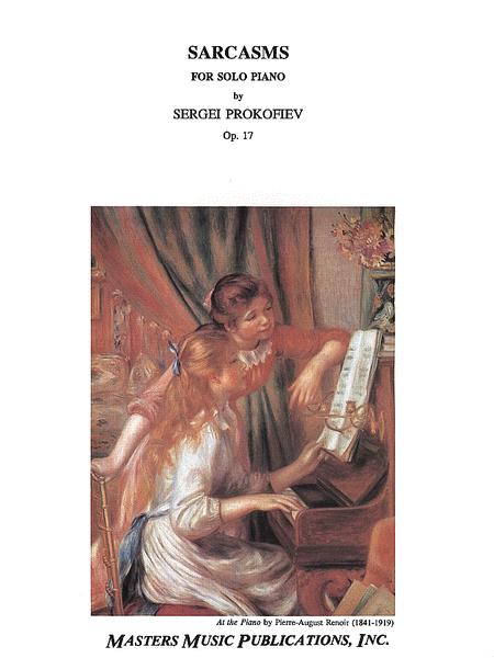Sarcasms, Op. 17