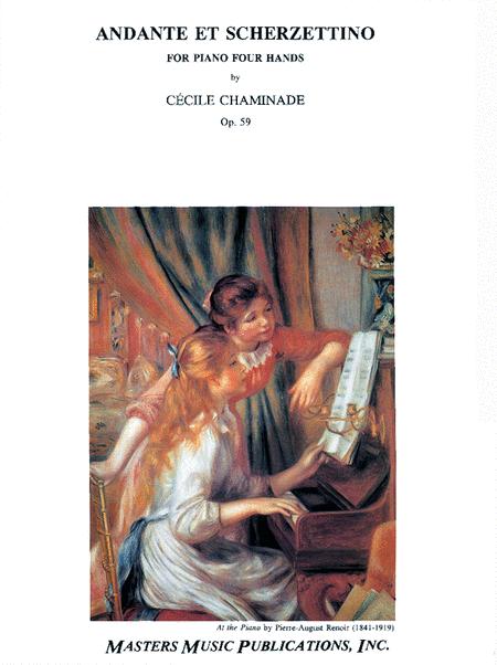 Andante et Scherzettino, Op. 59