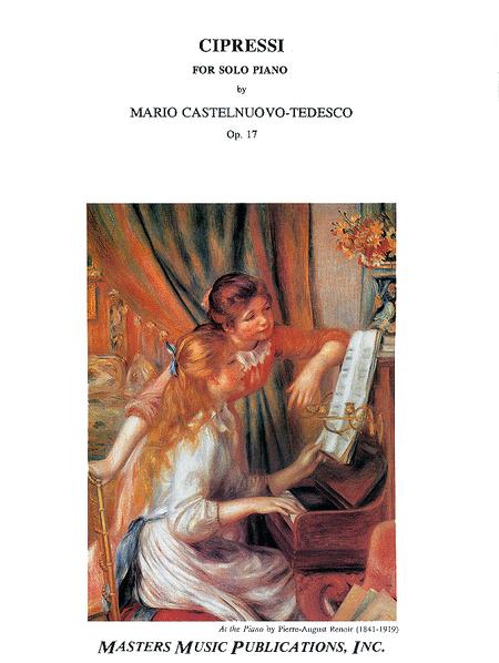 Cipressi, Op. 17