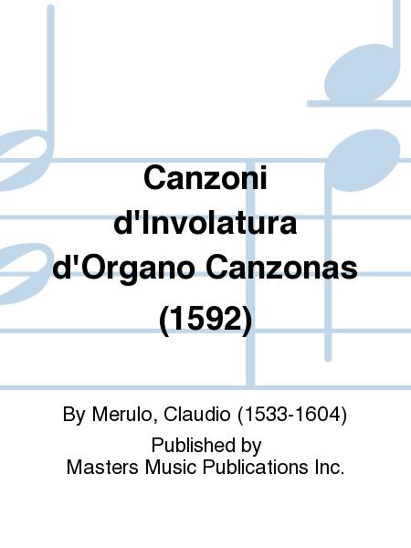 Canzoni d'Involatura d'Organo Canzonas (1592)