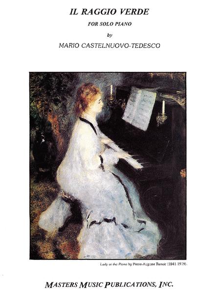 Sea Pieces; No. 1: Il Raggio Verde, Op. 9