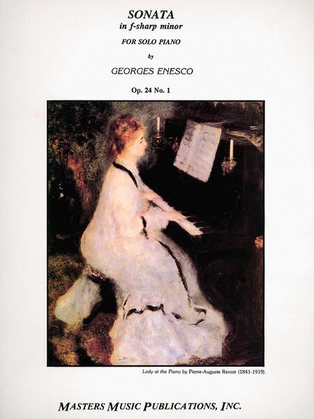 Sonata in F sharp minor, Op. 24/1