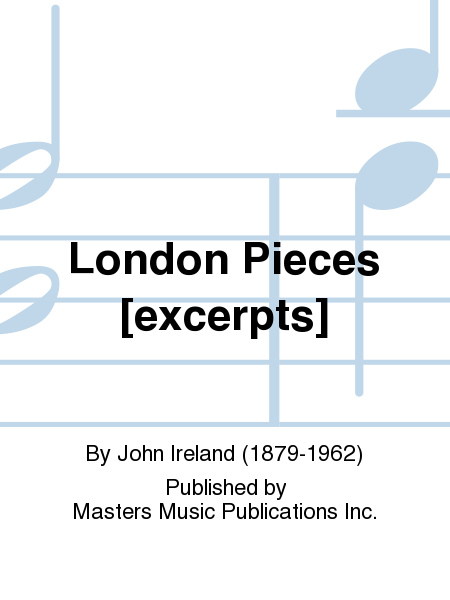 London Pieces [excerpts]