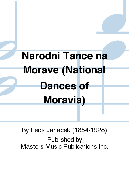 Narodni Tance na Morave (National Dances of Moravia)