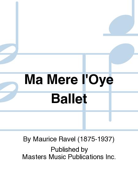 Ma Mere l'Oye Ballet