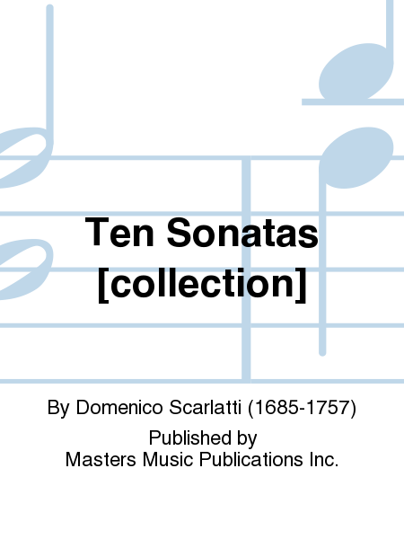 Ten Sonatas [collection]