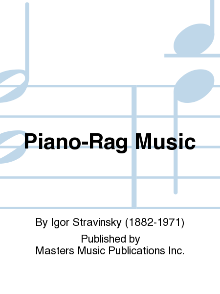 Piano-Rag Music