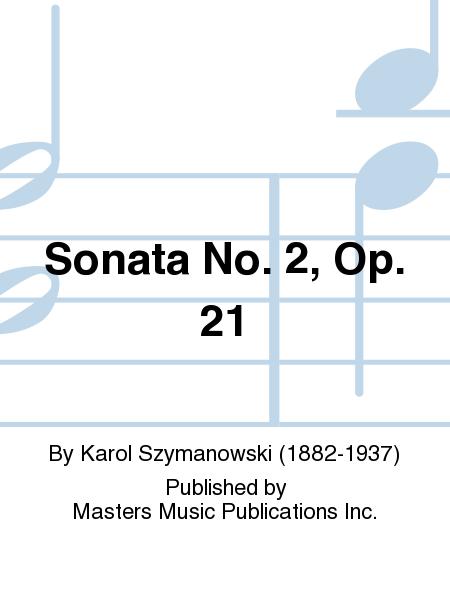 Sonata No. 2, Op. 21