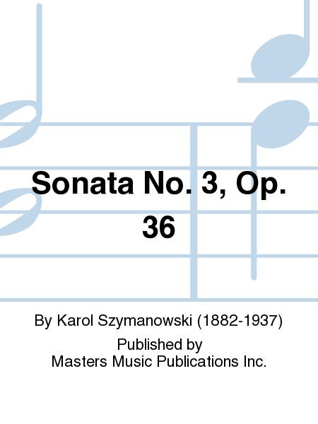 Sonata No. 3, Op. 36