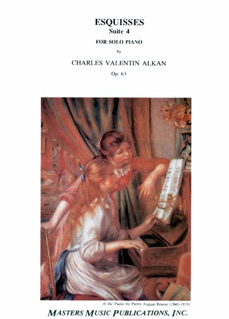 Esquisses, Op. 63; Quatrieme Suite