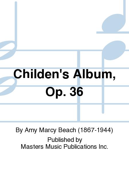 Childen's Album, Op. 36