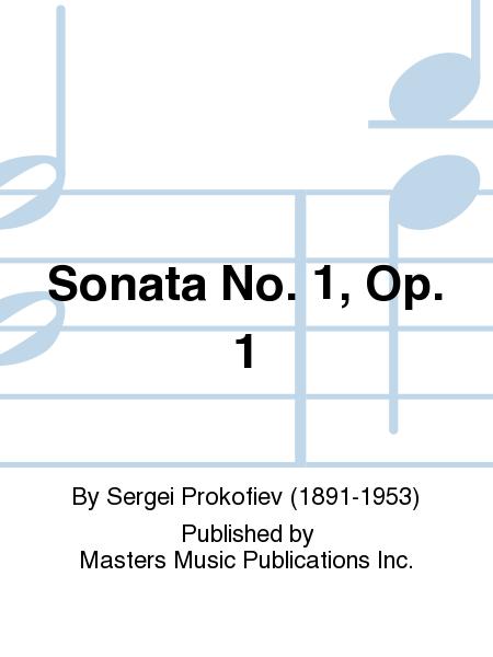 Sonata No. 1, Op. 1