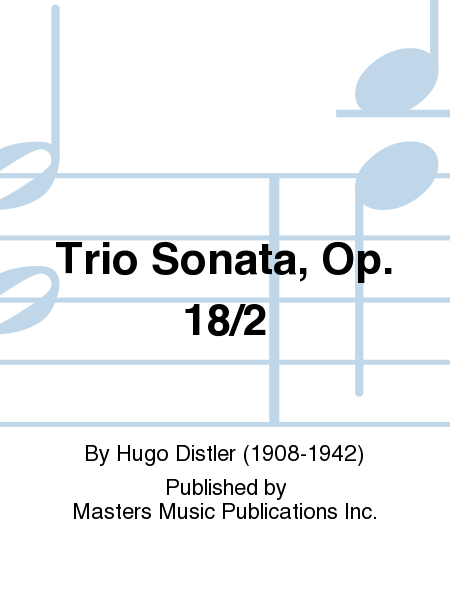 Trio Sonata, Op. 18/2