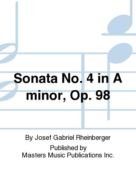 Sonata No. 4 in A minor, Op. 98