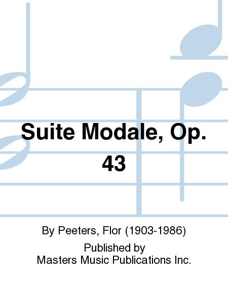 Suite Modale, Op. 43