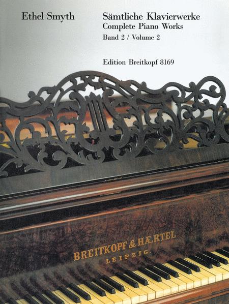 Samtliche Klavierwerke, Heft 2
