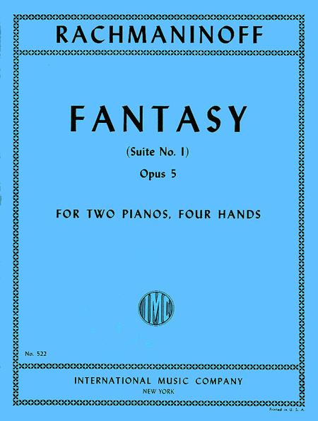 Fantasy (Suite No. 1), Opus 5