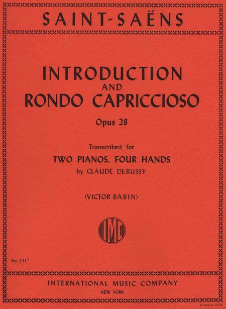 Introduction & Rondo Capriccioso, Opus 28