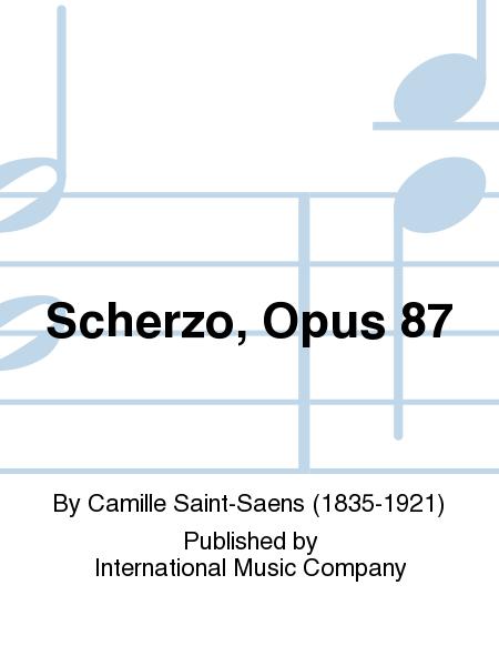 Scherzo, Opus 87