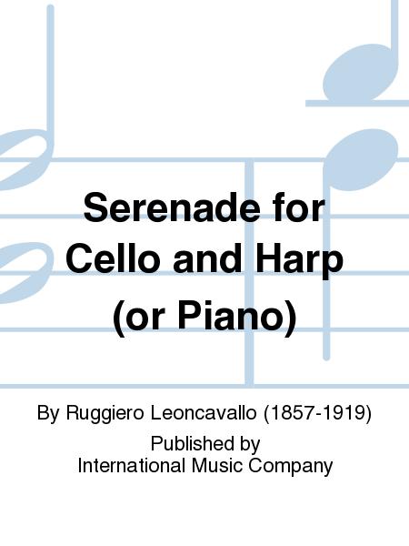Serenade for Cello and Harp (or Piano)