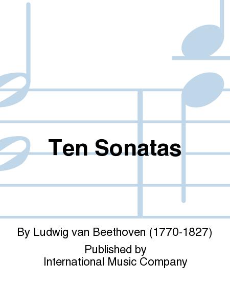 Ten Sonatas