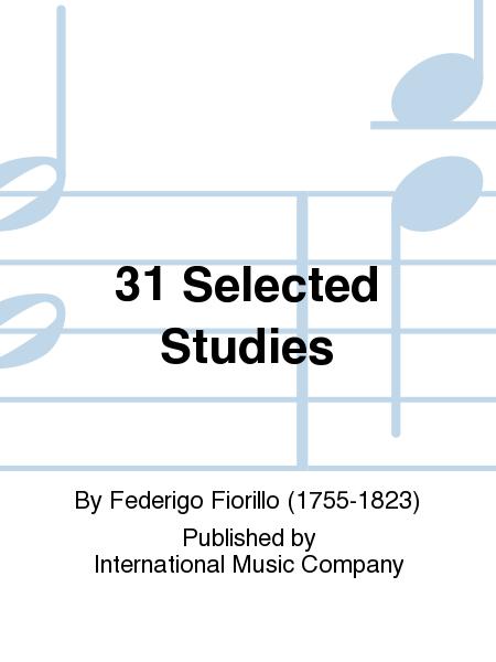 31 Selected Studies
