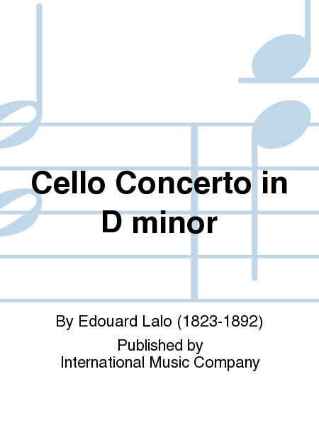 Cello Concerto in D minor