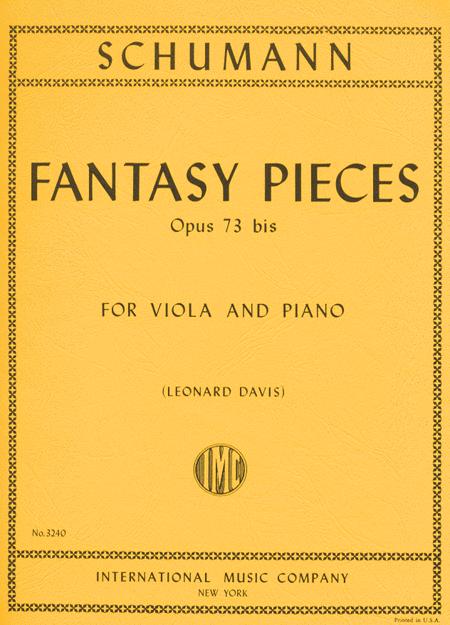Fantasy Pieces, Opus 73